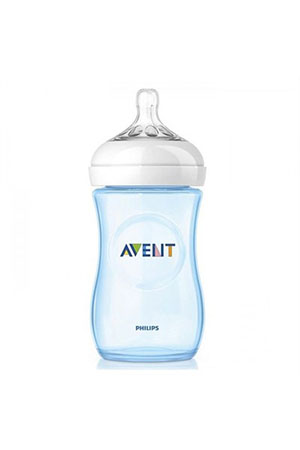 Philips Avent SCF695/17 Natural PP Biberon 260 ml Mavi