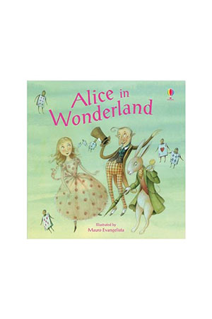 Pic Alice in Wonderland