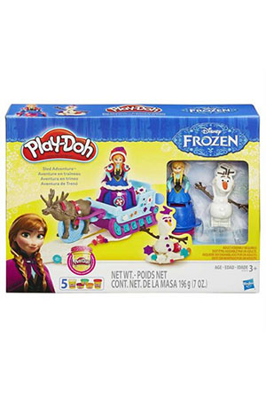 Play-Doh Disney Frozen Oyun Seti
