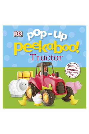 Pop-up Peekaboo Trac