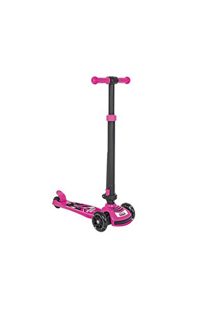 Pilsan Power Scooter Pembe