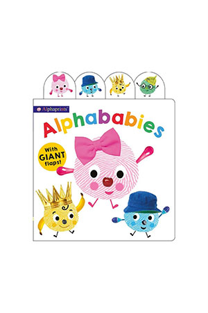Priddy Books Alphababies