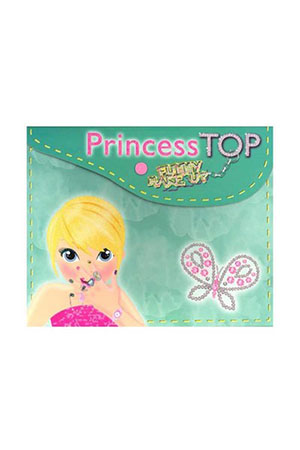 Princess Top Funny Make Up Yeşil