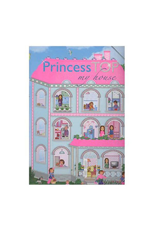 Princess Top My House - Mavi