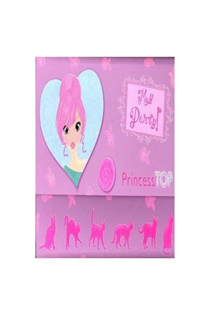 Princess Top My Party Mor