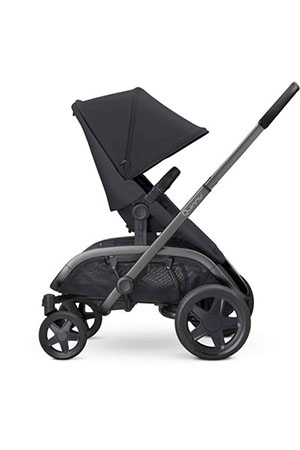 Quinny Hubb Bebek Arabası / Black on Black