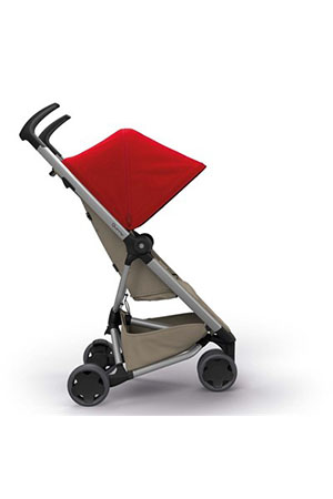 Quinny Zapp Flex Bebek Arabası / Red On Sand