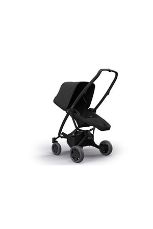 Quinny Zapp Flex Plus Bebek Arabası / Black On Black