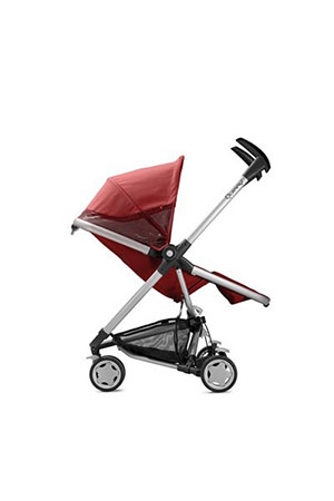 Quinny Zapp Xtra 2 Red Rumour