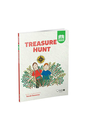 Redhouse Reading Set 2 Treasure Hunt