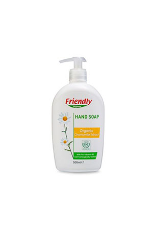 Friendly Organic El Sabunu - Organik Papatya Ekstresi 500 ml