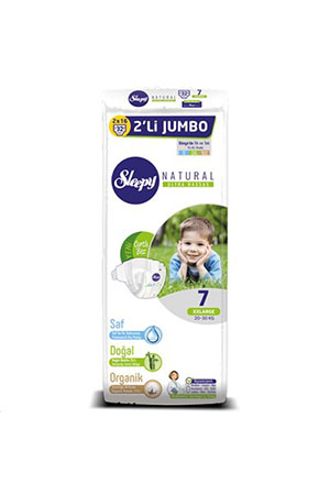 Sleepy Natural 2li Jumbo XXLarge 32li 7 Numara 20-30 Kg