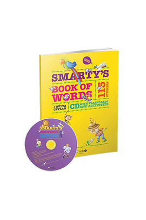 Smartys Book Of Words - Smartynin Sözcükler Kitabı CDli