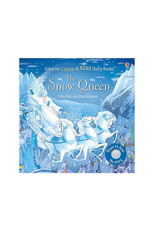 The Snow Queen - Listen and Learn Stories