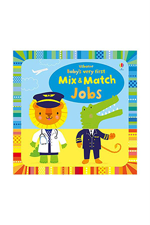 The Usborne - BVF First Mix And Match Jobs