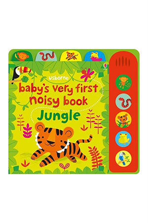 The Usborne Baby's Very First Noisy Book