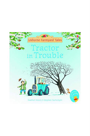 The Usborne FYT Tractor in Trouble