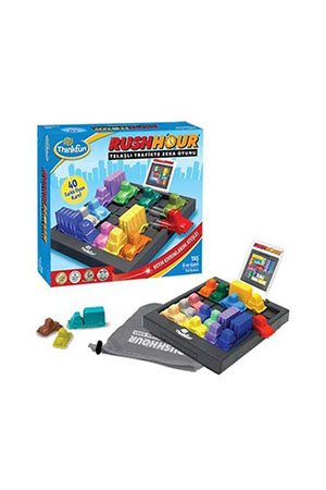 Thinkfun Rush Hour-5000