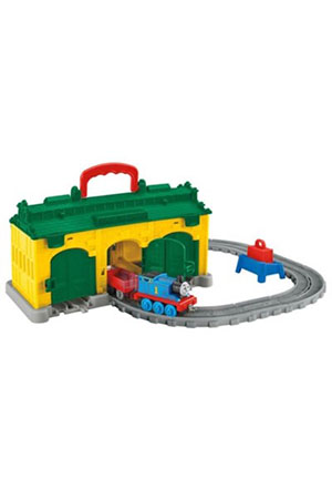 Thomas & Friends Adventures Tidmouth Kulübesi Oyun Seti