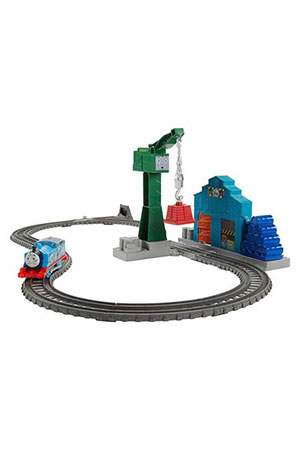Thomas & Friends Depo Macerası Oyun Seti