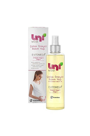 Uni Mom Çatlak Yağı 140 ml