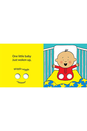 WB - Little Baby'S Busy Day Board Bk