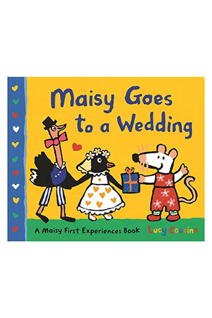Walker Books Maisy Goes to a Wedding