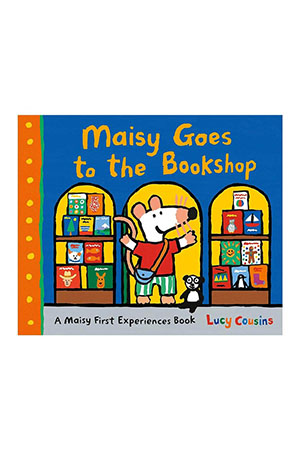 Walker Books Maisy Goes To The Bookshop