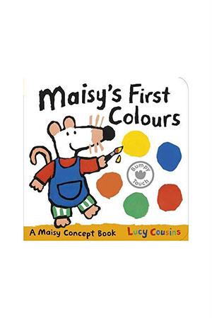 WB - Maisy'S First Colours