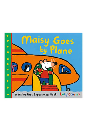 Walker Books Maisys Goes By Plane