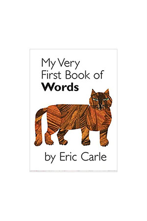 World of Eric Carle My Very First Book of Words