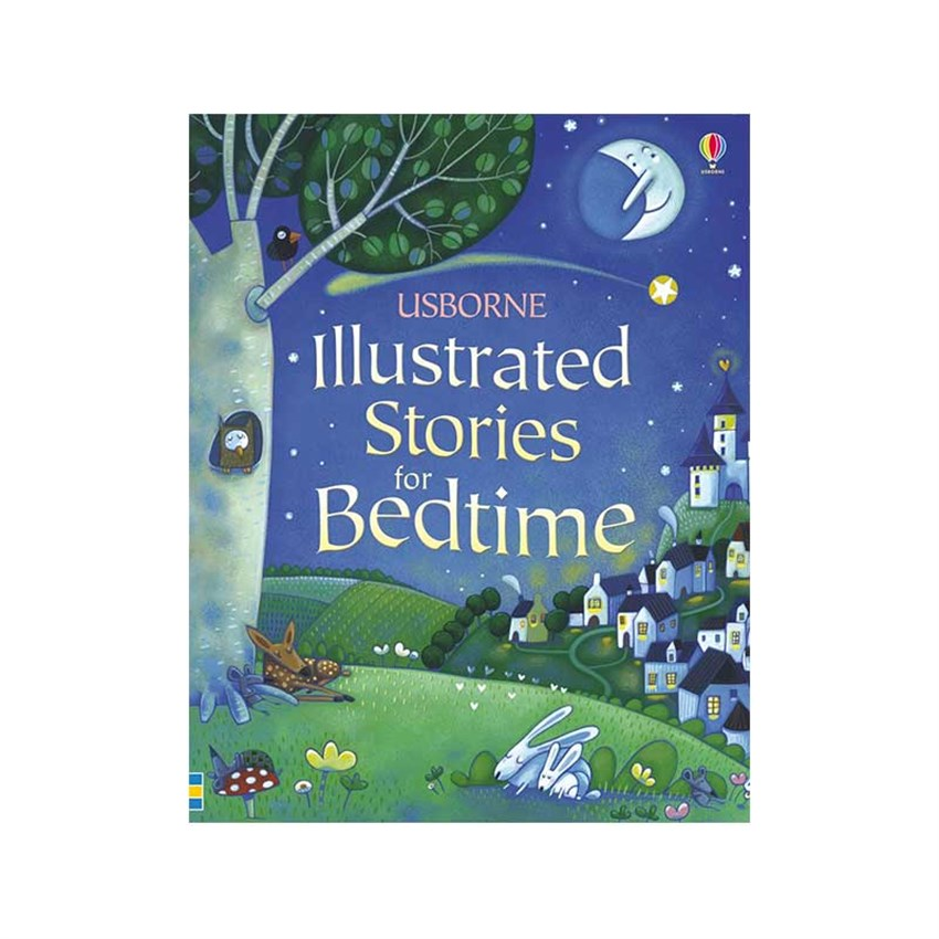 The Usborne Illustrated Stories For Bedtime