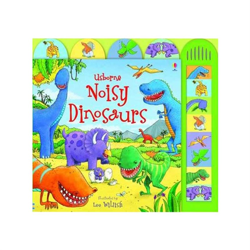 The Usborne Noisy Dinosaurs