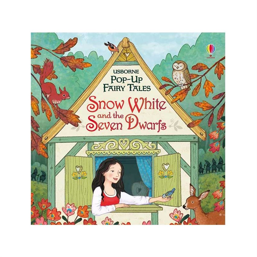 The Usborne Pop-up Fair Tales Snow White and the Seven Dwarfs