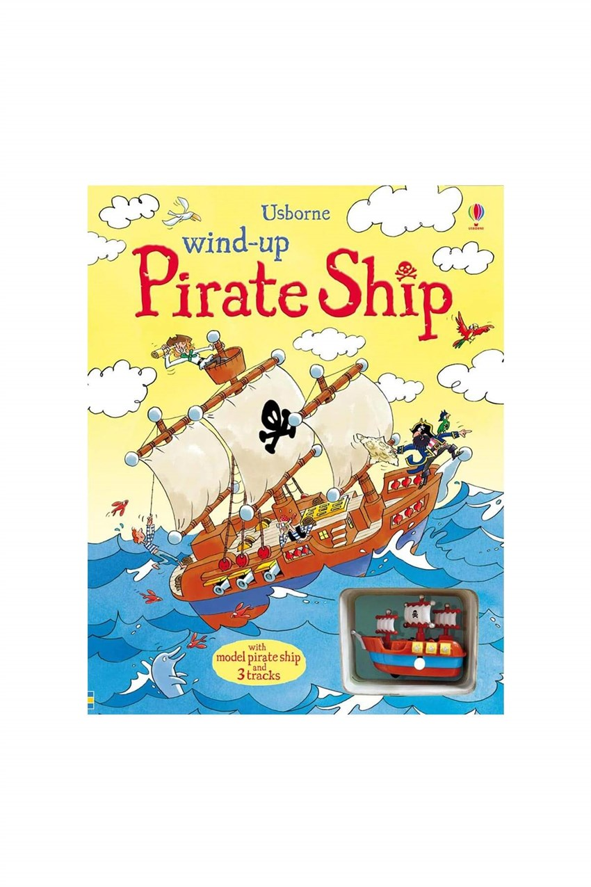 The Usborne Wind-Up Pirate Ship