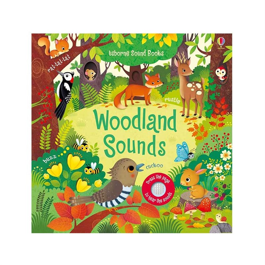 The Usborne Woodland Sounds